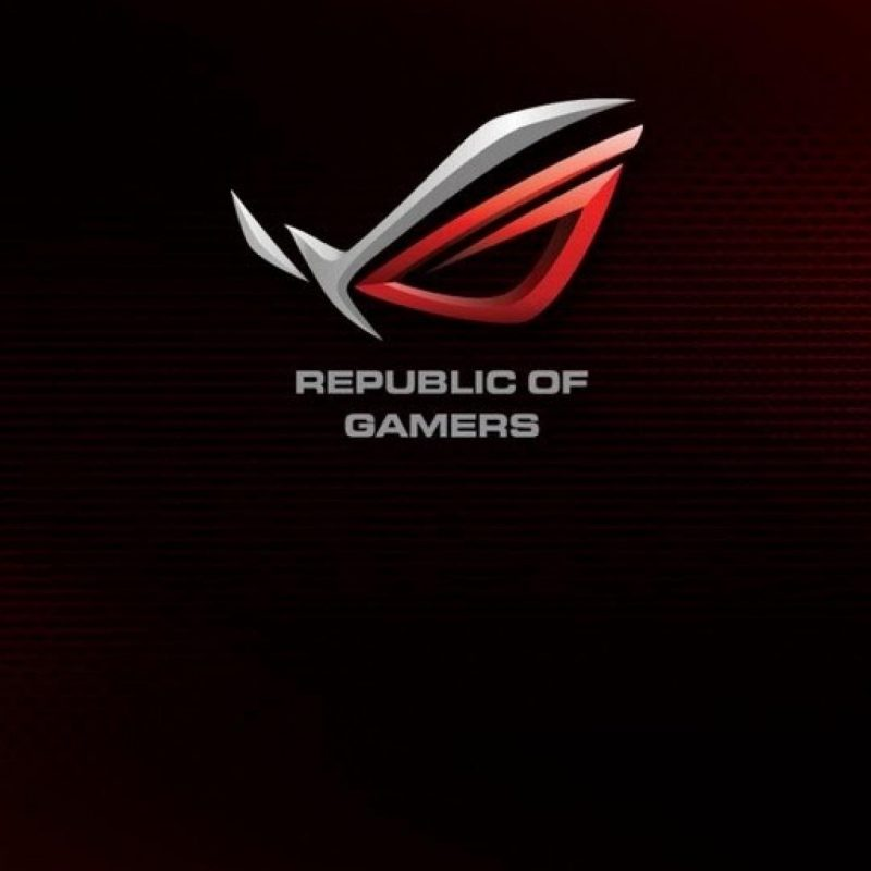 10 Best Republic Of Gamers Wallpaper FULL HD 1080p For PC Desktop 2020 free download asus rog republic of gamers wallpaper 8482 800x800