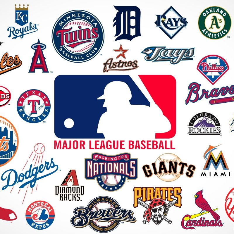 10 New Every Baseball Team Logo FULL HD 1920×1080 For PC Background 2020 free download atlanta braves archives power rankings and more 800x800