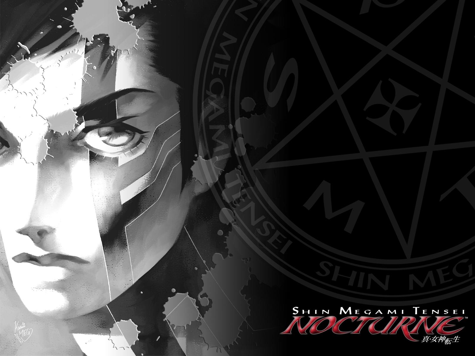 atlus usa presents shin megami tensei: nocturne