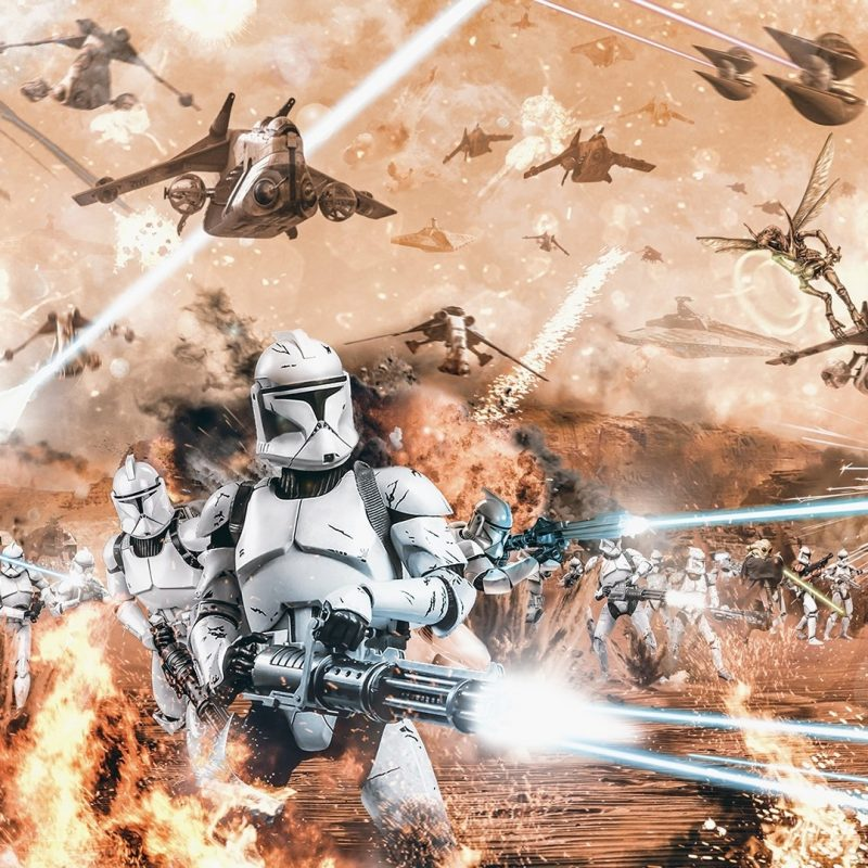 10 Latest Star Wars Clone Troopers Wallpapers FULL HD 1920×1080 For PC Background 2018 free download attack of the clones full hd fond decran and arriere plan 1 800x800