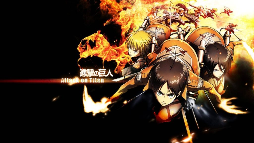 10 Most Popular Attack On Titan Wallpapers FULL HD 1920×1080 For PC Background 2020 free download attack on titan wallpapers wallpaper cave 1024x576