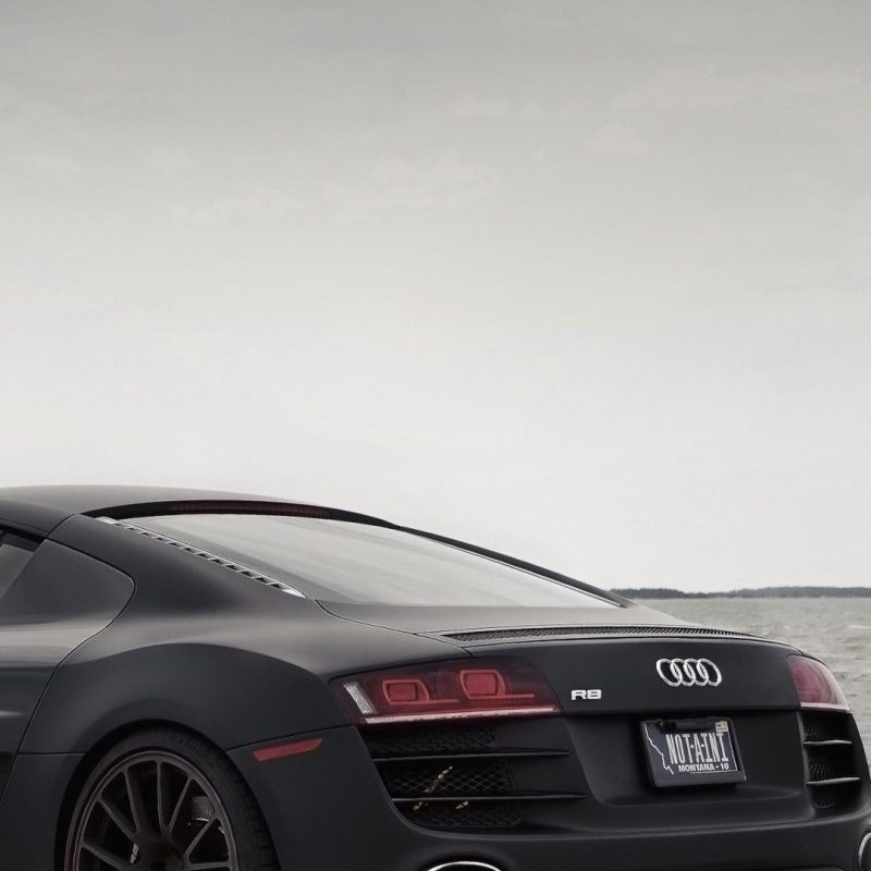10 Most Popular Audi R8 Iphone Wallpaper FULL HD 1920×1080 For PC Desktop 2018 free download audi r8 black cars ocean scenic wallpaper 50060 800x800