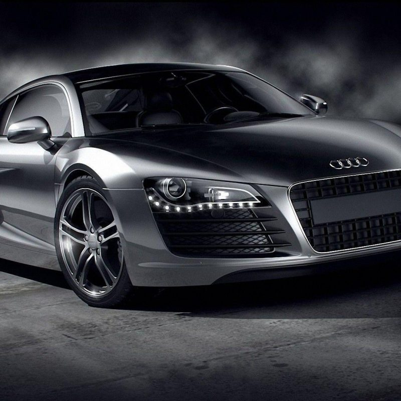 10 New Audi R8 Matte Black Wallpaper FULL HD 1080p For PC