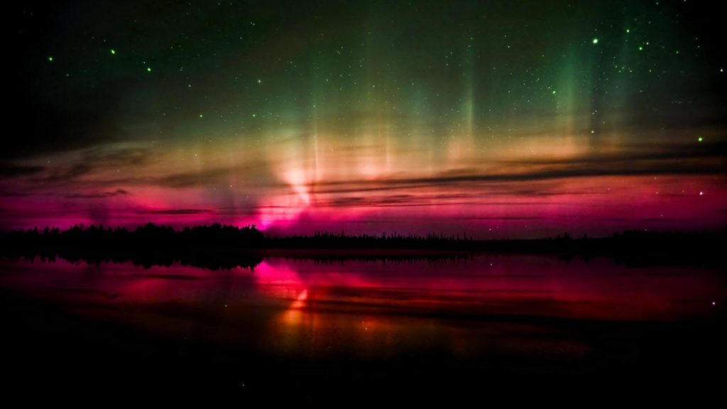10 Best Aurora Lights Wallpaper Hd FULL HD 1080p For PC Desktop 2018 free download aurora borealis high definition hd wallpapers aurora borealis 1024x576