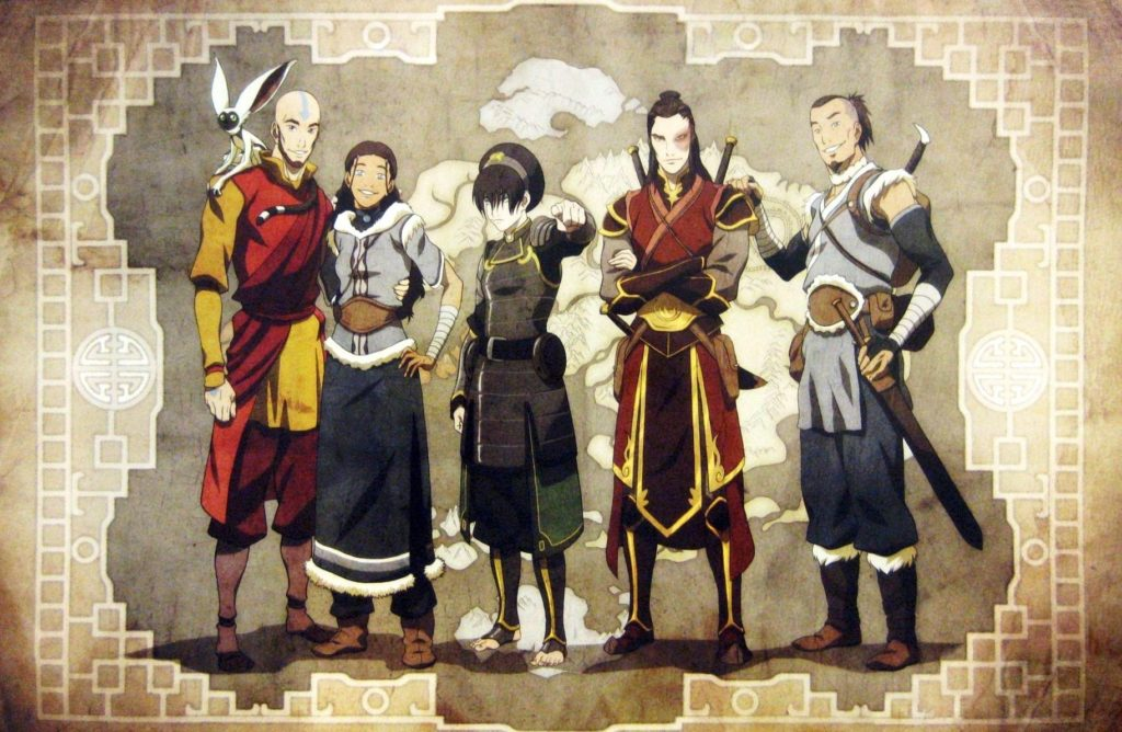 10 Top Avatar The Last Airbender Wallpaper Hd FULL HD 1080p For PC Background 2021 free download avatar the last airbender wallpapers album on imgur 1 1024x668