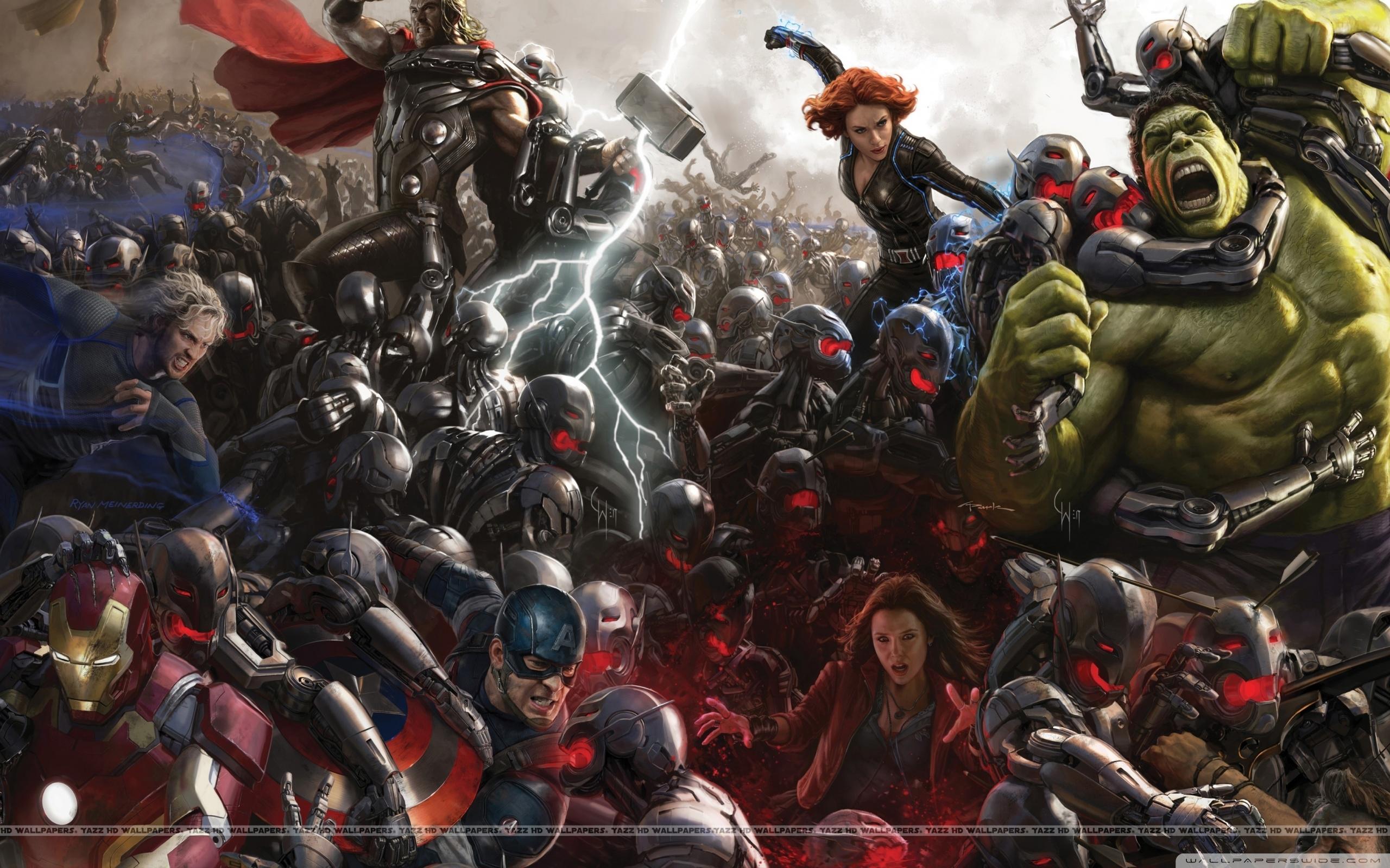 10 New Avengers Age Of Ultron Wallpaper Full Hd 1080p For Pc Desktop