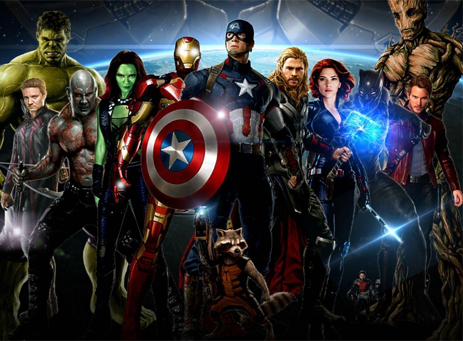 10 New Avengers Infinity War Desktop Wallpaper Full Hd 1080p For Pc
