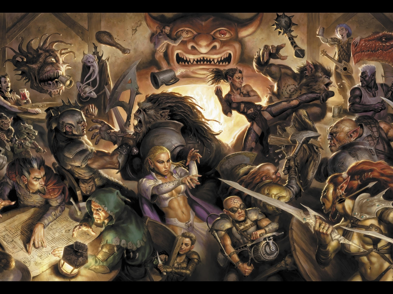 awesome dungeons and dragons wallpaper | dungeons and dragons wallpapers