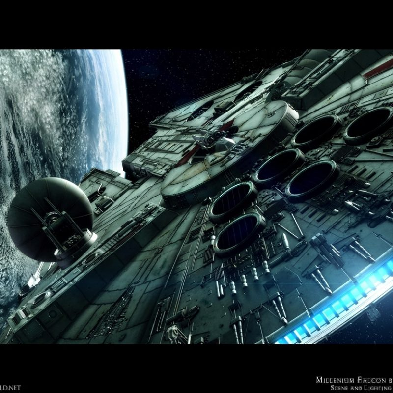 10 Latest Star Wars Screen Savers FULL HD 1920×1080 For PC Desktop 2018 free download awesome wallpaper millenium falconalain rivard geek at heart 800x800