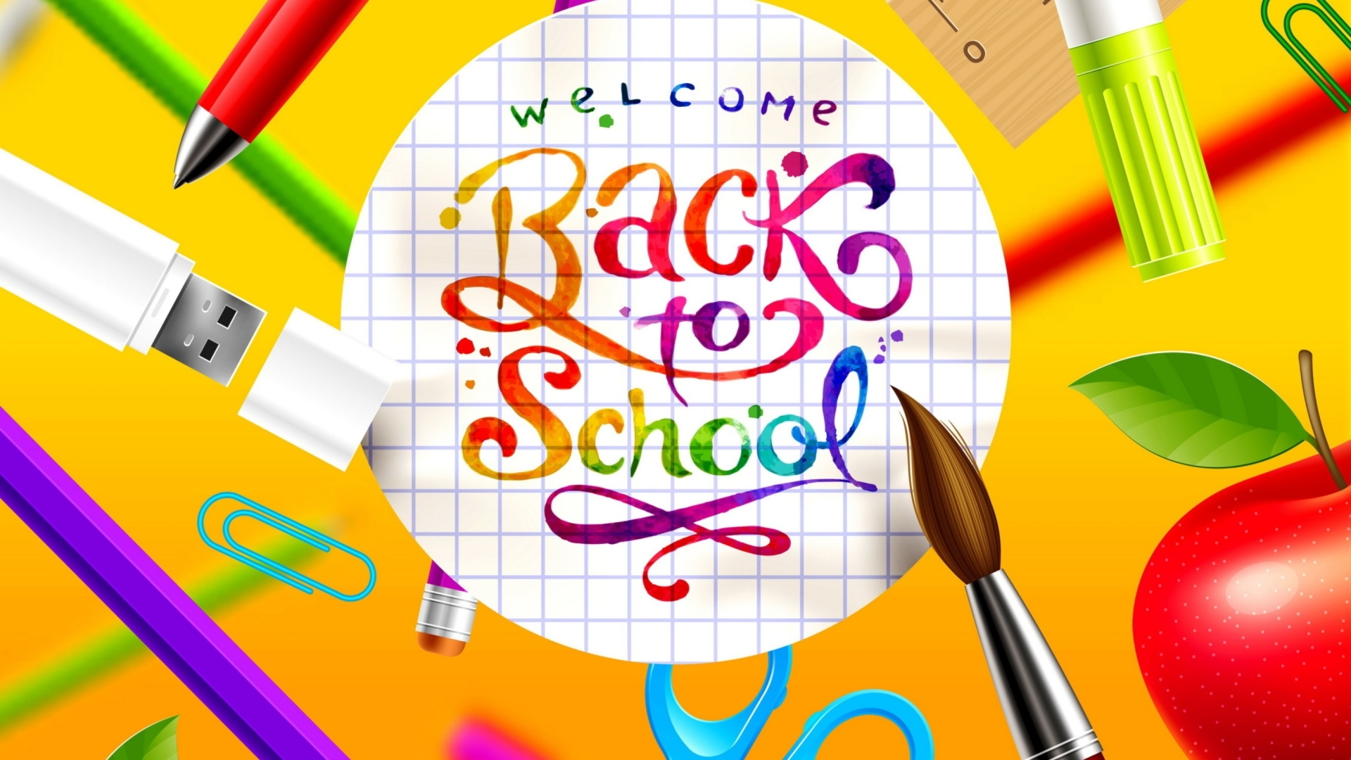 back to school wallpaper for desktop