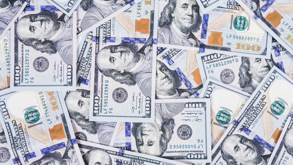 10 Top 100 Dollar Bills Background FULL HD 1920×1080 For PC Desktop 2020 free download background with money american hundred dollar bills raw video 1024x576