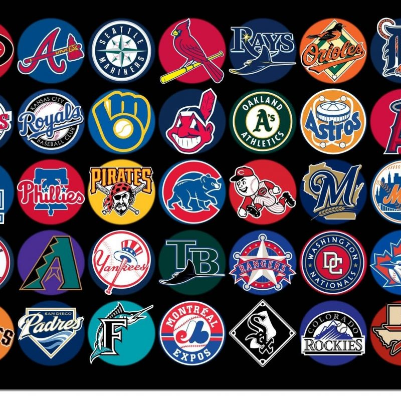 10 New Every Baseball Team Logo FULL HD 1920×1080 For PC Background 2020 free download baseball team logos google search sports pinterest major league 800x800