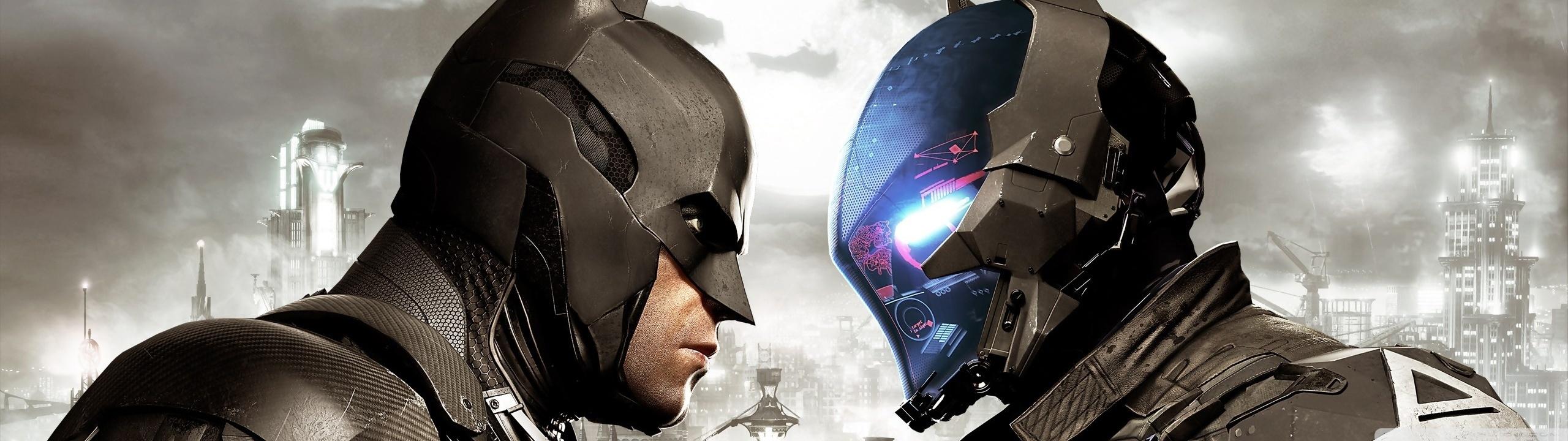 batman arkham knight ❤ 4k hd desktop wallpaper for • wide & ultra