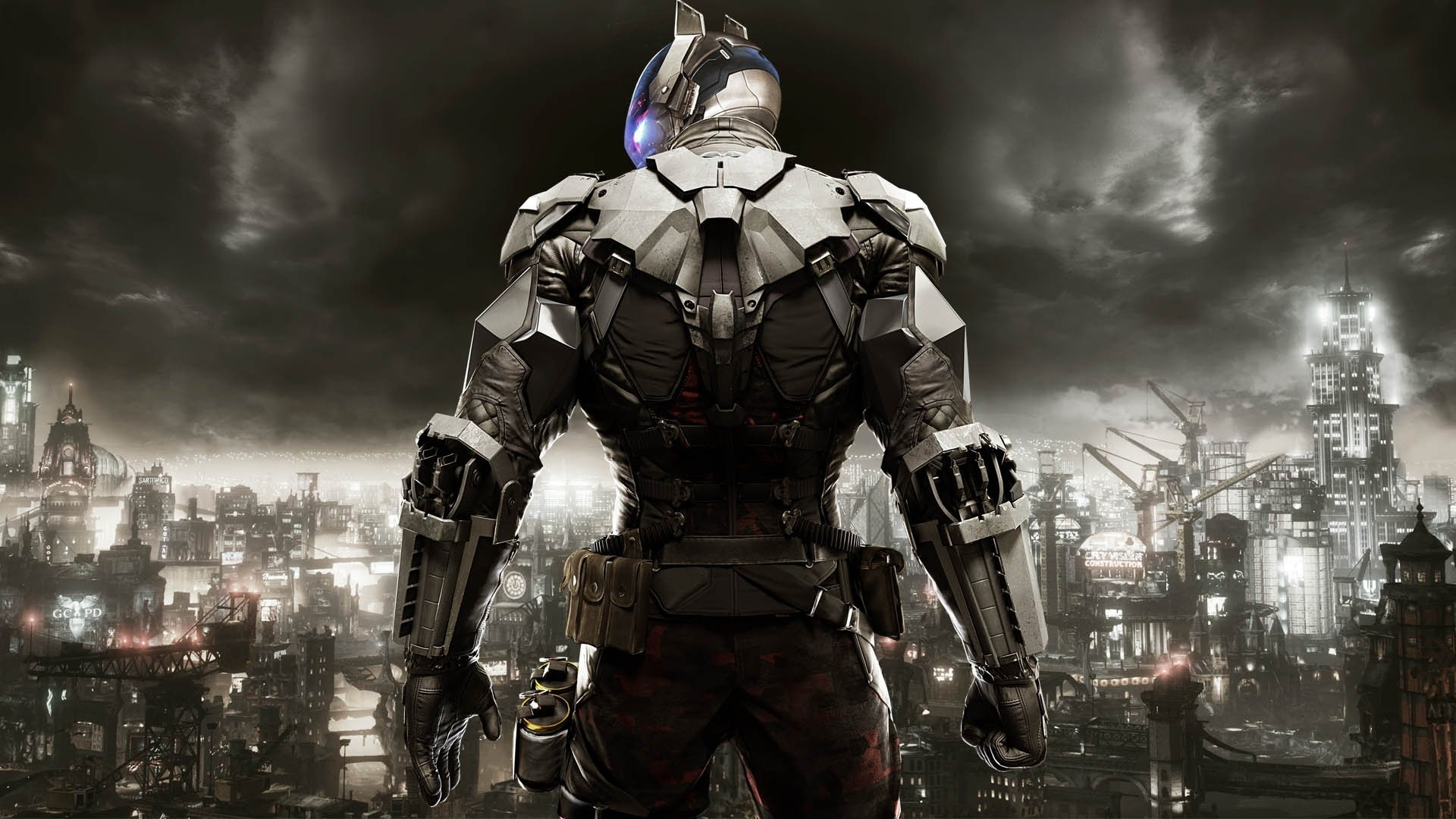 batman: arkham knight full hd fond d'écran and arrière-plan