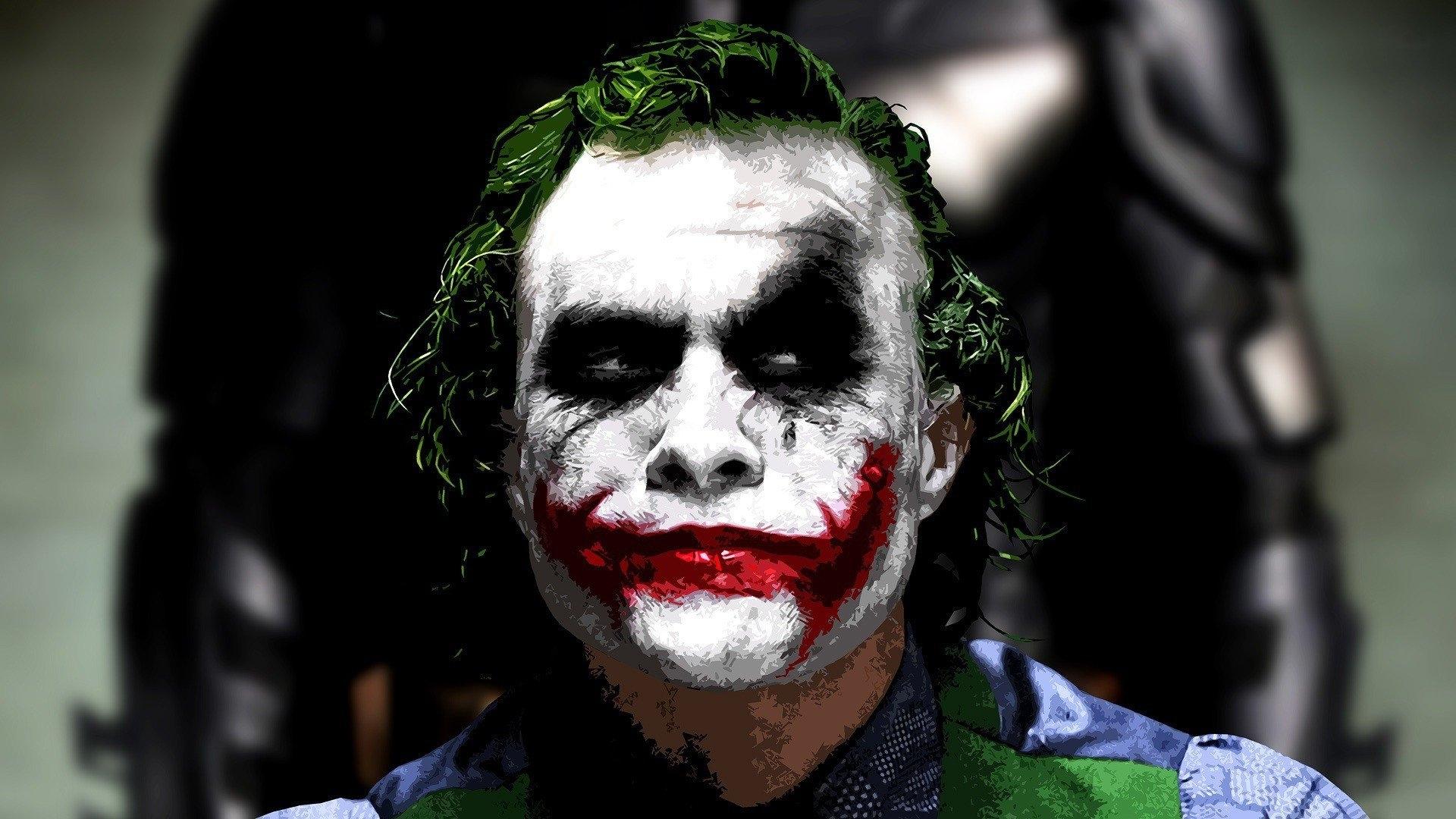 batman joker the dark knight heath ledger movies - walldevil