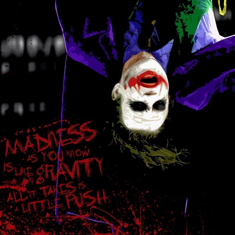 10 New The Joker Wallpaper Quotes FULL HD 1080p For PC Desktop 2018 free download batman quotes the dark knight joker walldevil 800x800
