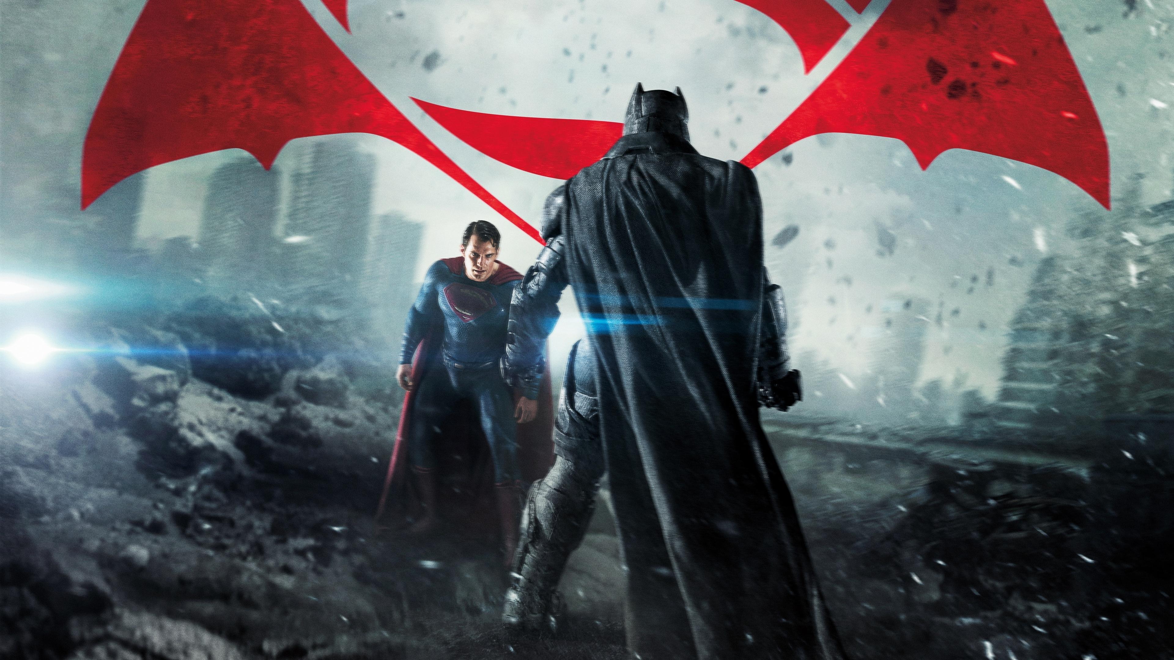 batman v superman: dawn of justice 4k ultra hd fond d'écran and