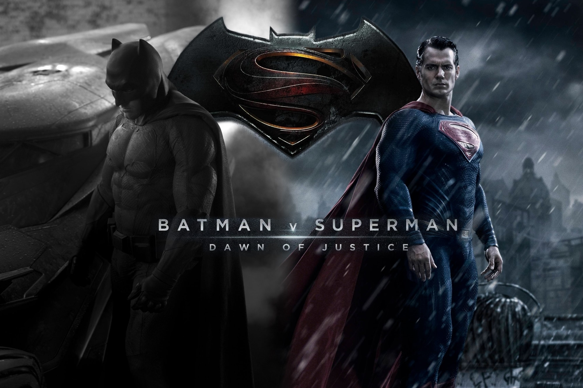 batman vs superman: dawn of justice hd desktop wallpapers