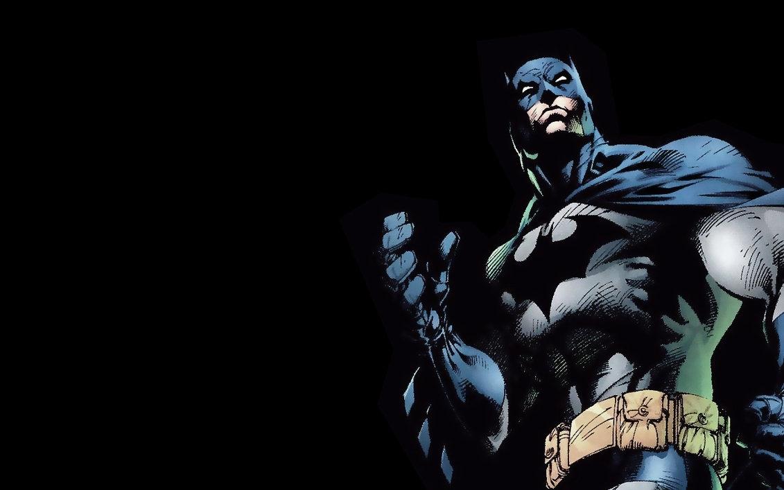 batman wp2 - jim leeelpanco on deviantart
