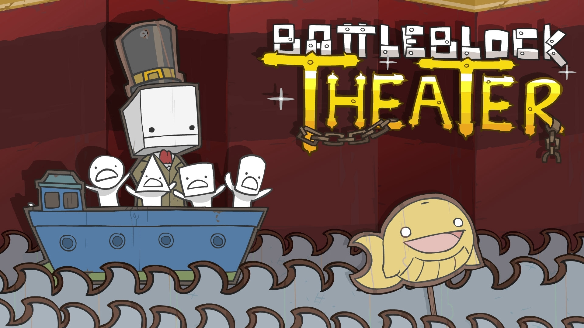 battleblock theater wallpaper (79+ images)