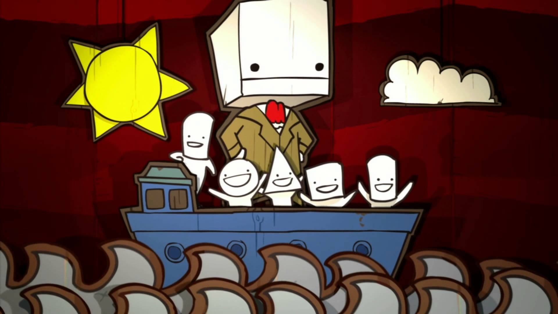 battleblock theater wallpapers high quality | download free