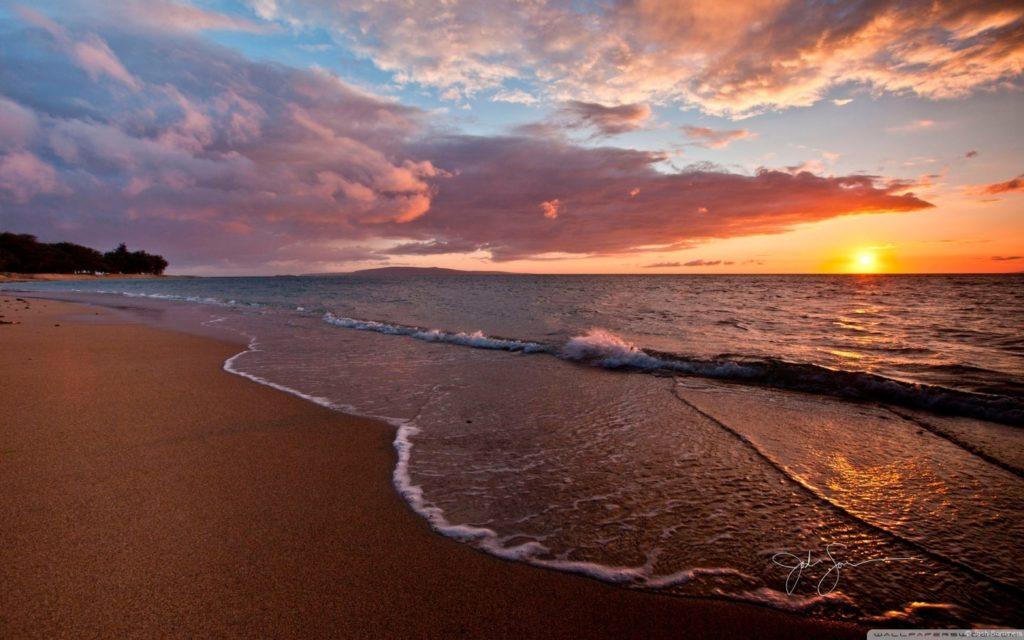 10 Best Beach Sunset Desktop Wallpaper FULL HD 1080p For PC Background 2018 free download beach sunset e29da4 4k hd desktop wallpaper for 4k ultra hd tv 1024x640