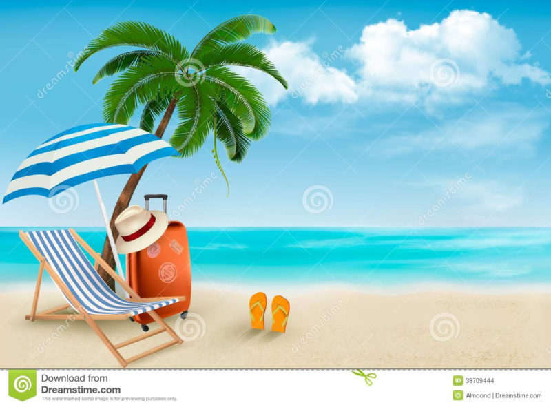 10 New Palm Tree And Beach Pictures FULL HD 1080p For PC Background 2018 free download beach with palm trees and beach chair stock vector illustration 800x591