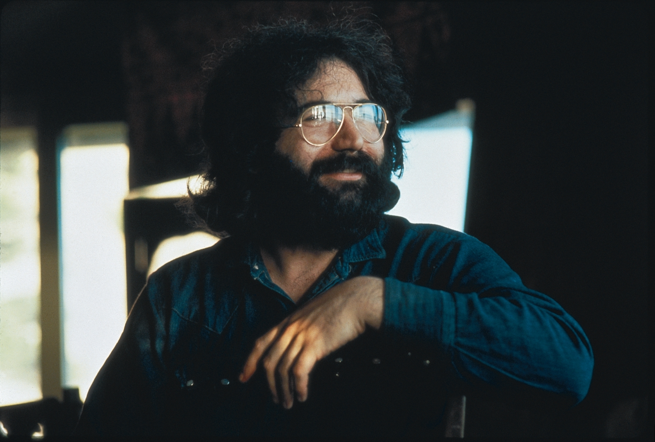 beard musicians men with glasses the grateful dead jerry garcia
