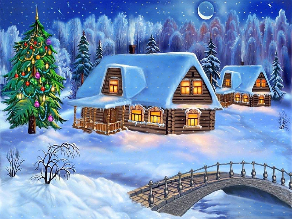 beautiful-christmas-house-snow-falling-wallpapers-hwz001464