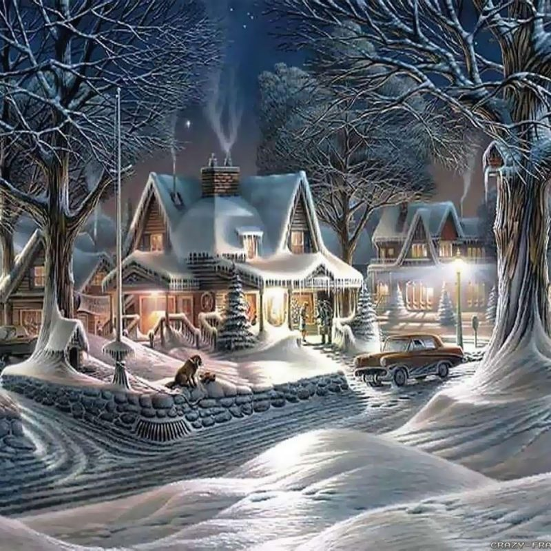 10 New Christmas Scenes For Desktop FULL HD 1080p For PC Background 2020 free download beautiful christmas winter scenes motorcyclees beautiful 800x800