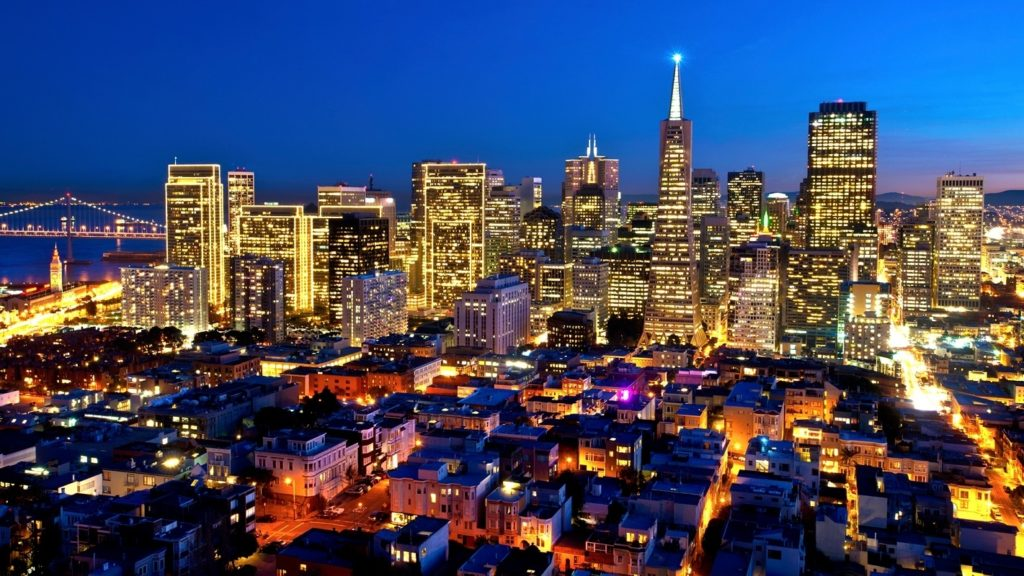 10 Latest San Francisco Skyline At Night Hd FULL HD 1920×1080 For PC Desktop 2018 free download beautiful san francisco at night download at wallpaperia 1024x576