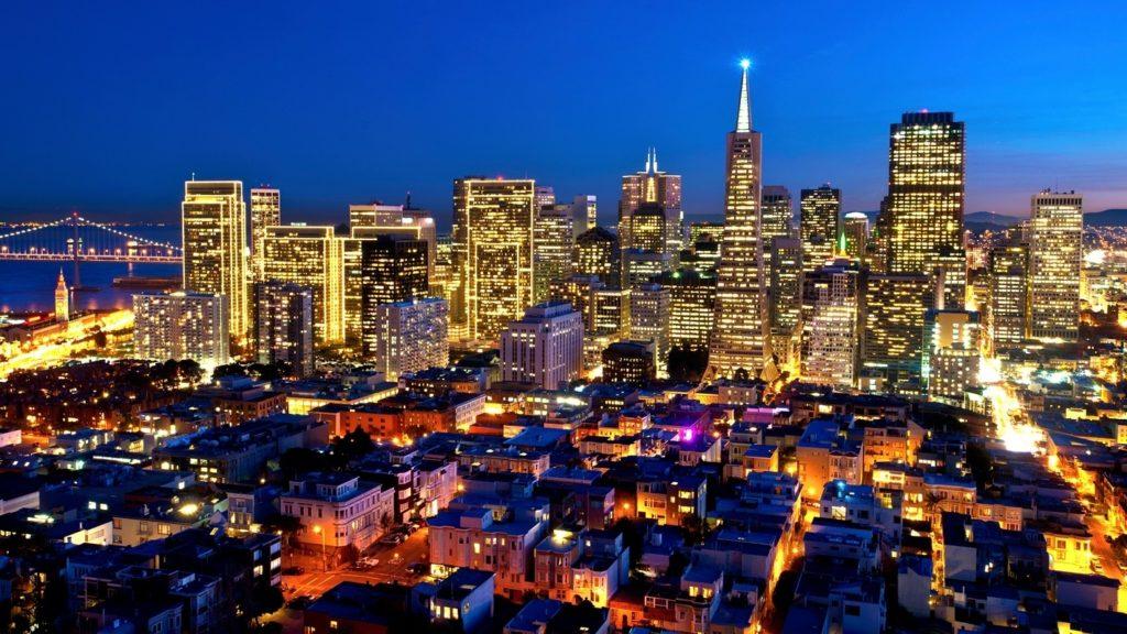 10 Latest San Francisco Skyline At Night Hd FULL HD 1920×1080 For PC Desktop 2018 free download beautiful san francisco at night download at wallpaperia 1024x576