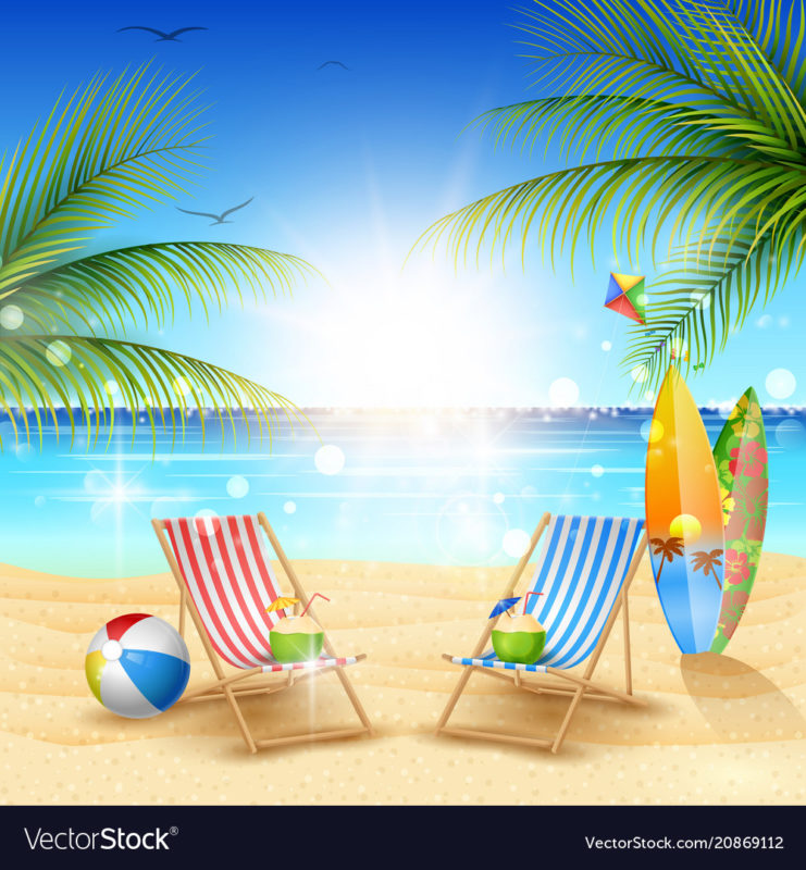 10 Best Beach Background Pictures FULL HD 1080p For PC Desktop 2020 free download beautiful summer beach background royalty free vector image 741x800