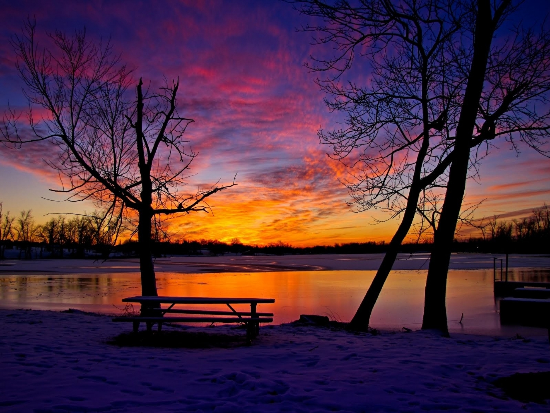 beautiful winter backgrounds - google search | art | pinterest