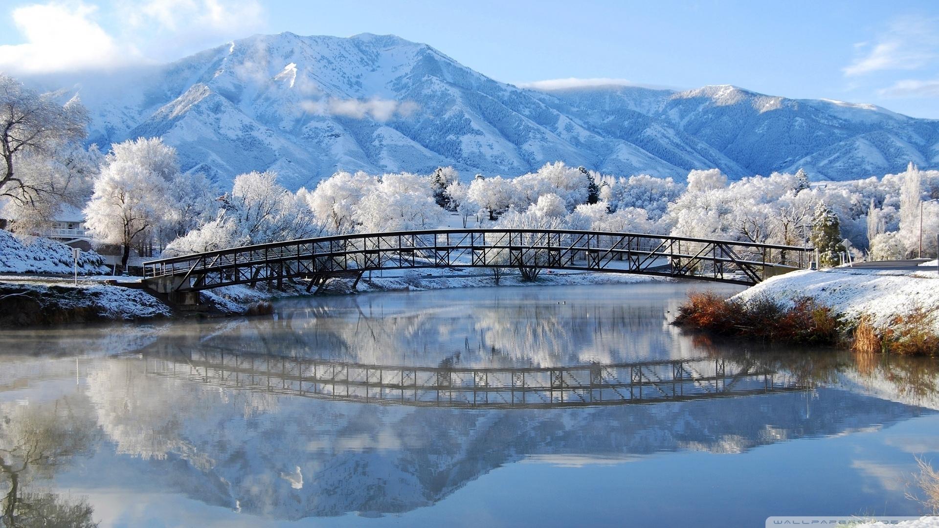 beautiful winter scene ❤ 4k hd desktop wallpaper for 4k ultra hd tv