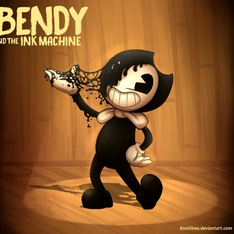 10 Latest Bendy And The Ink Machine Wallpaper FULL HD 1080p For PC Desktop 2018 free download bendy and the ink machineknotlines on deviantart 800x800