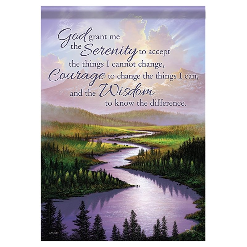 10 Latest Images Of The Serenity Prayer FULL HD 1080p For PC Desktop 2018 free download bereavement garden flag serenity prayer 1 800x800