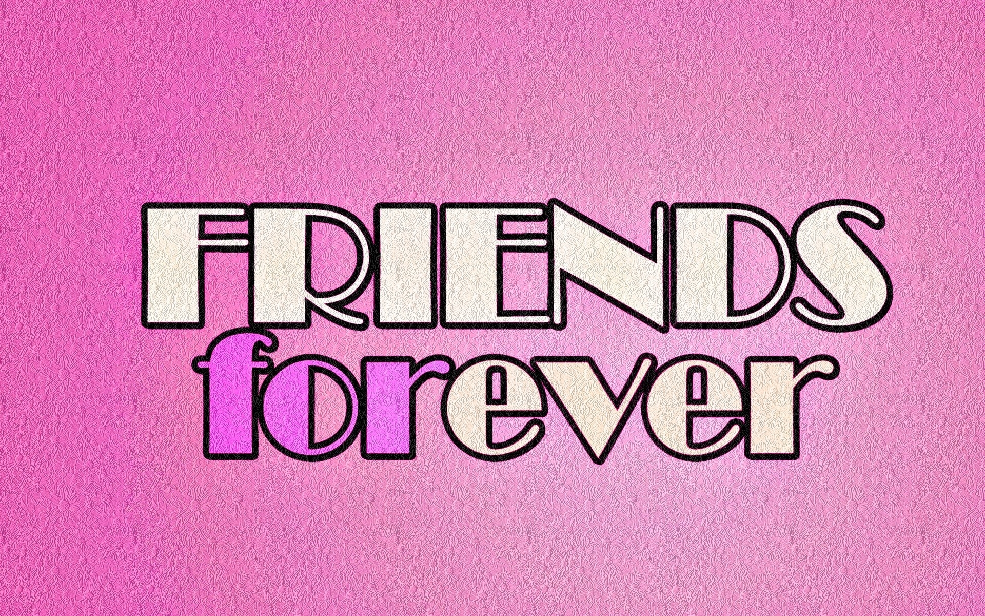 Image Details Source Wallpaperspick Title Best Friends Forever Quotes Hd Wallpaper 04559
