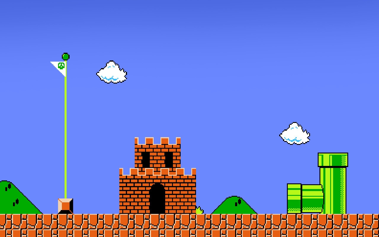 big super mario desktop background hd x hd wallpapers | 3d