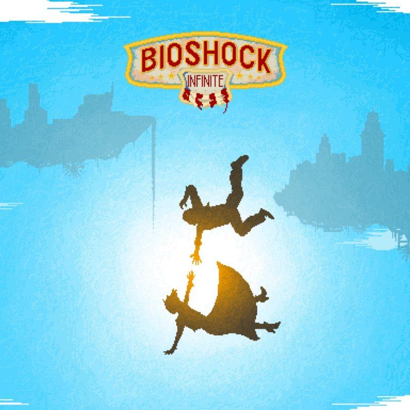 10 Best Bioshock Infinite Wallpaper Falling FULL HD 1920×1080 For PC Background 2018 free download bioshock infinite booker dewitt video games elizabeth bioshock 800x800