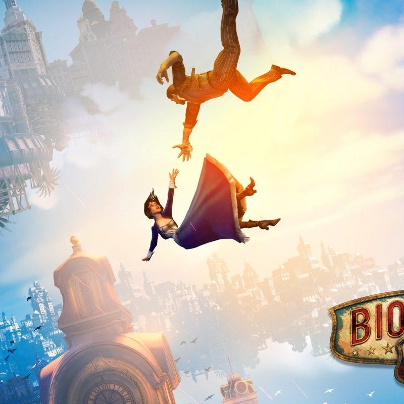 10 Best Bioshock Infinite Wallpaper Falling FULL HD 1920×1080 For PC Background 2018 free download bioshock infinite falling e29da4 4k hd desktop wallpaper for 4k ultra hd 800x800