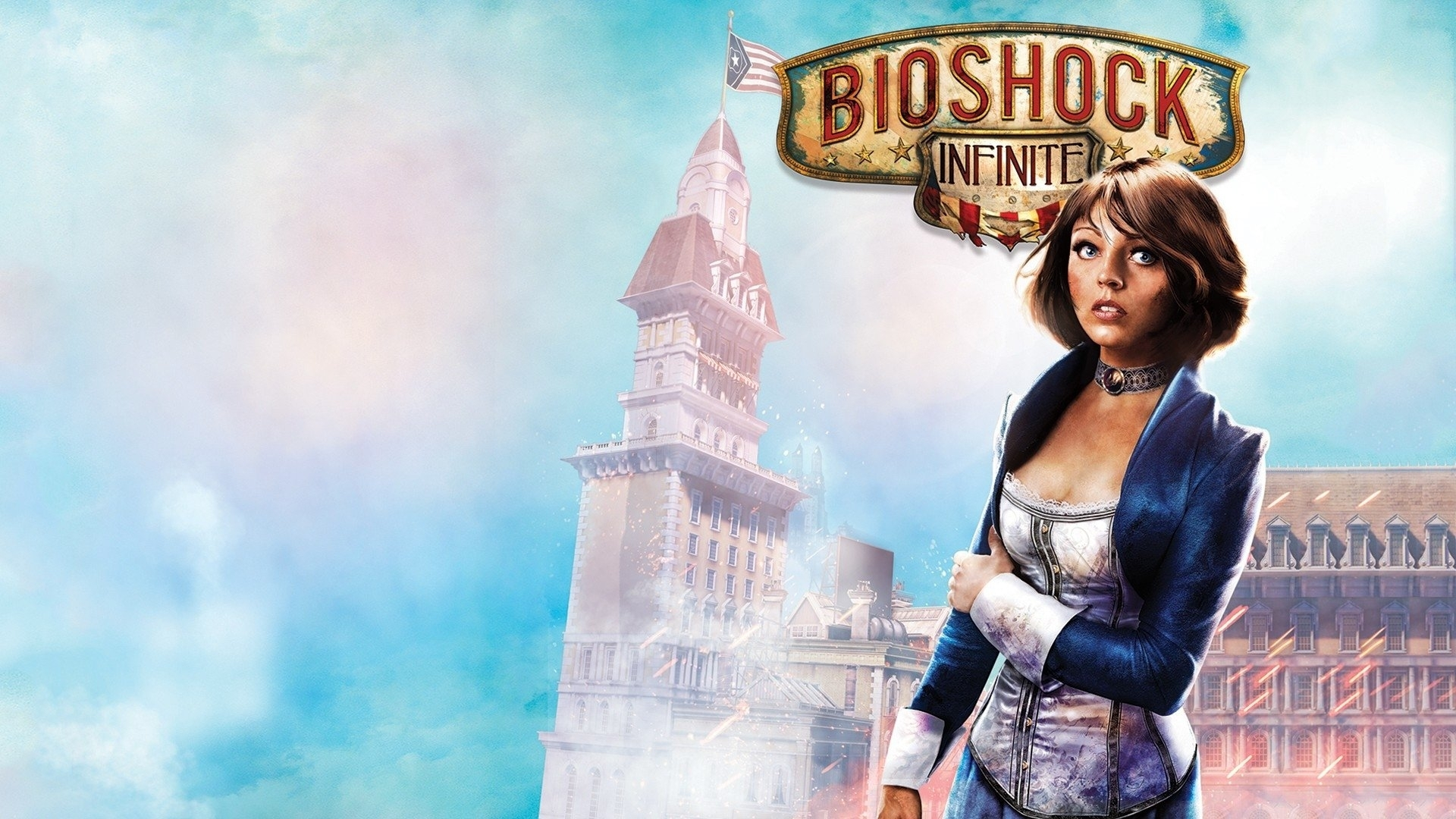 10 Best Bioshock Infinite Elizabeth Wallpaper FULL HD 1920×1080 For PC Desktop
