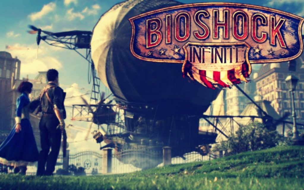 10 Most Popular Bioshock Infinite Hd Wallpaper FULL HD 1920×1080 For PC Desktop 2018 free download bioshock infinite hd wallpapers backgrounds wallpaper hd 1024x640