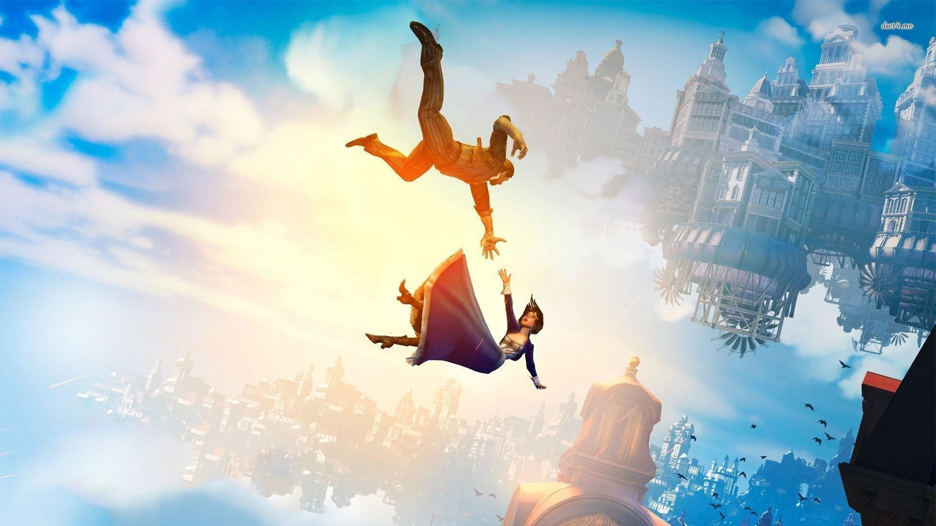 10 Latest Bioshock Infinite Wallpaper 1080P FULL HD 1920×1080 For PC Desktop