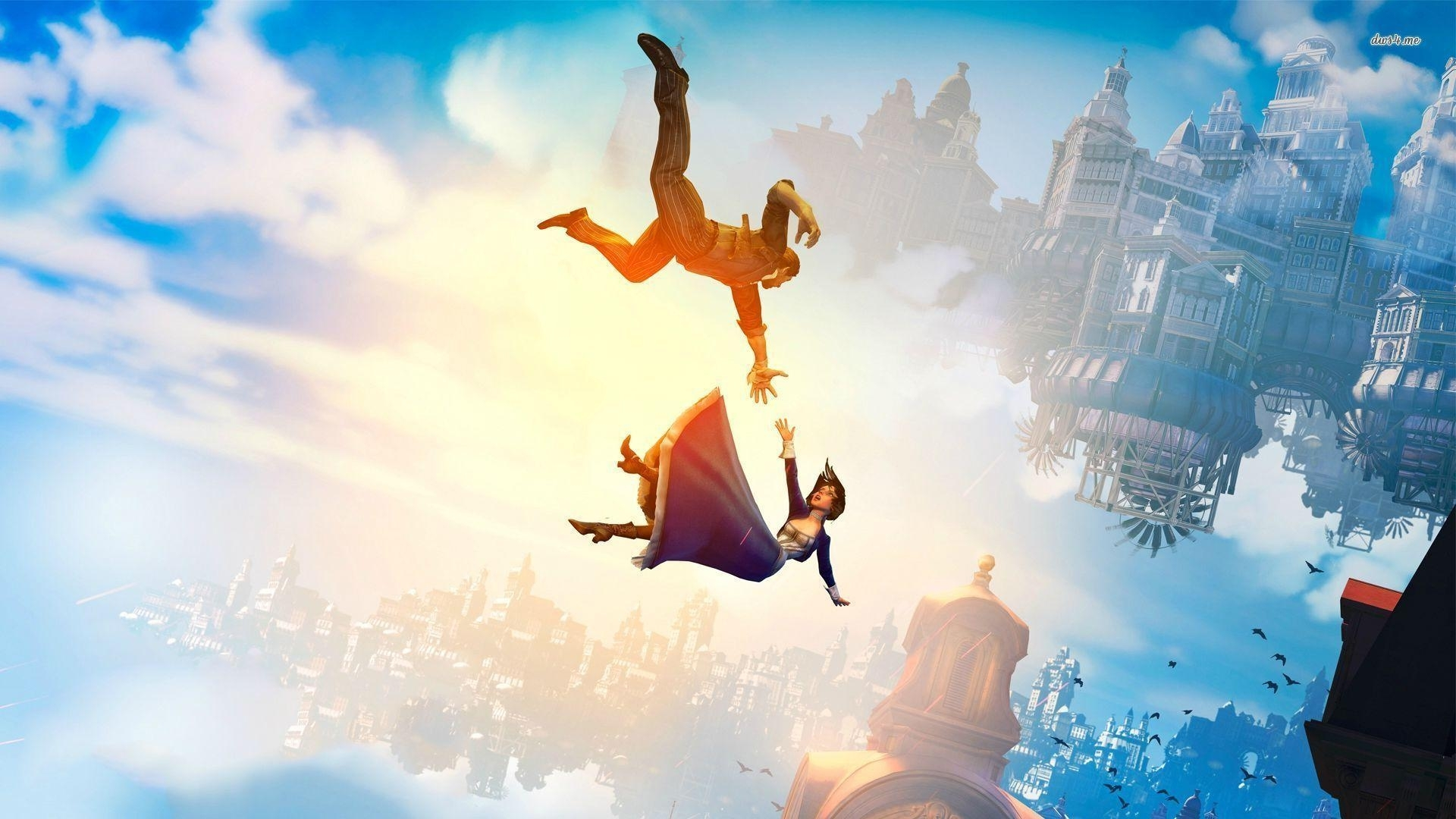 bioshock infinite wallpapers 1920x1080 - wallpaper cave