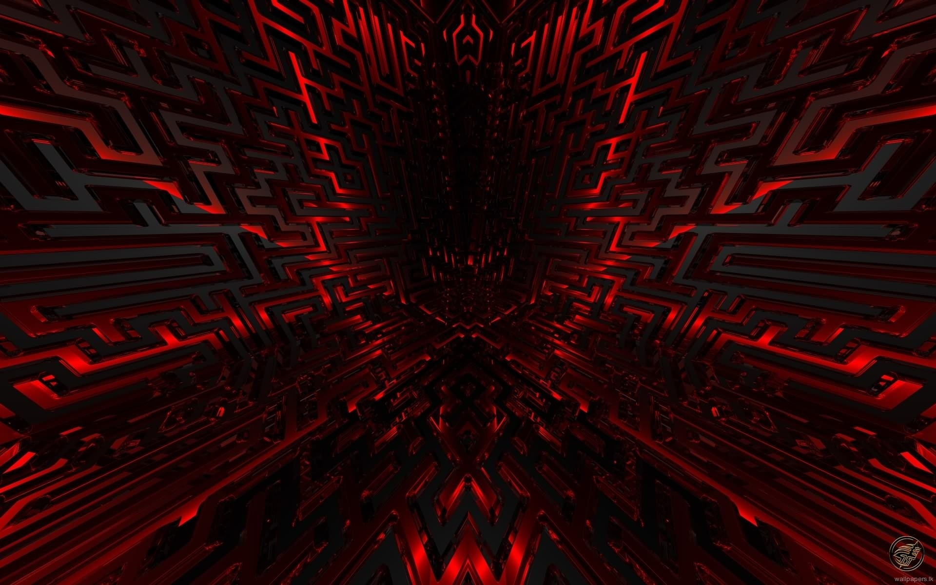 black-and-red-hd-wallpaper - wallpaper.wiki