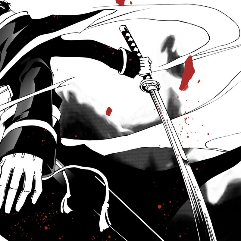10 Most Popular Anime Wallpaper Black And White FULL HD ...