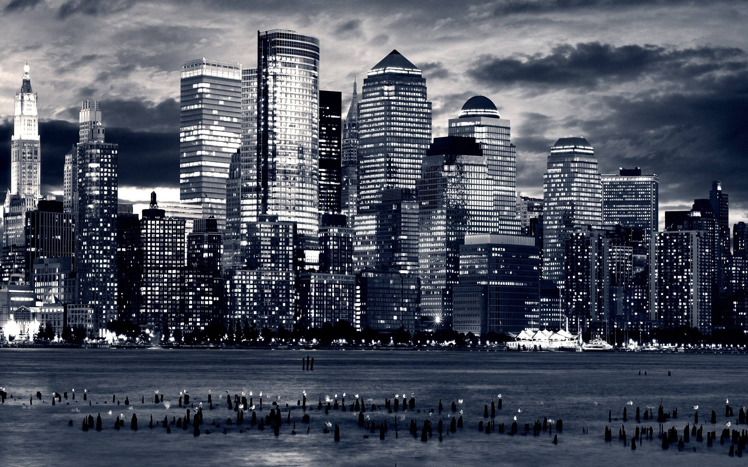 10 Latest City Background Black And White FULL HD 1080p For PC Desktop