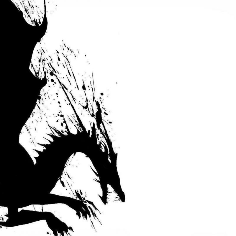10 Latest Black And White Dragon Wallpaper FULL HD 1080p For PC Desktop 2018 free download black and white dragon wallpaper 67 images 800x800