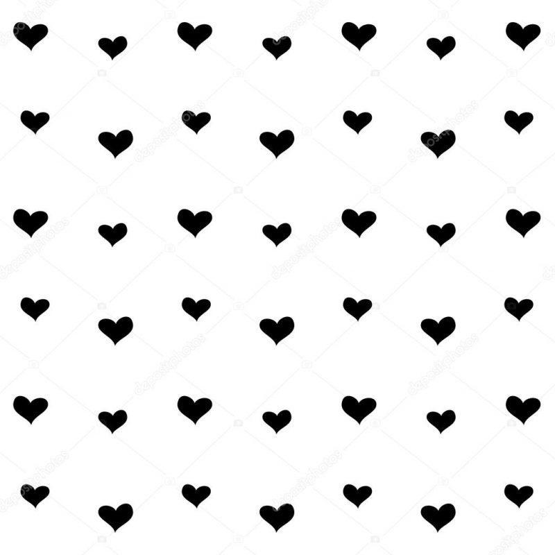 10 Most Popular Heart Background Black And White FULL HD 1920×1080 For PC Desktop 2021 free download black and white heart pattern background stock vector yayha 1 800x800